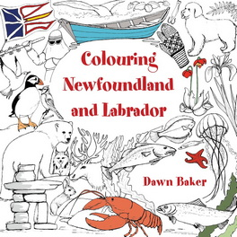 Flanker Press Colouring Newfoundland and Labrador