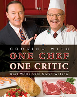 Flanker Press Cooking with One Chef One Critic