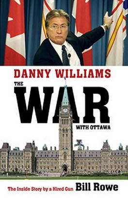 Flanker Press Danny Williams