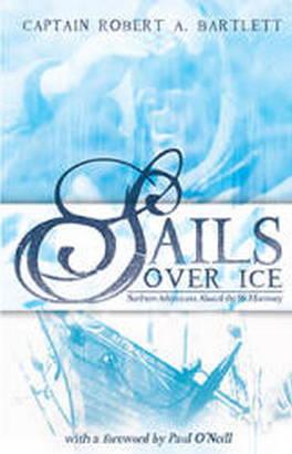 Flanker Press Sails Over Ice