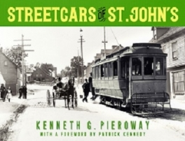 Flanker Press Streetcars of St. John's - SC