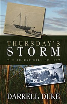 Flanker Press Thursday's Storm